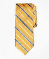 Brooks Brothers Alternating Split Double Stripe Tie