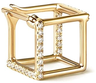 Shihara Diamond Square Earring 7 (02)