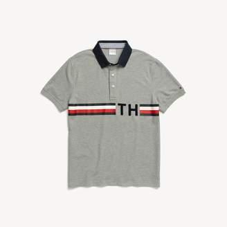 Tommy Hilfiger Custom Fit TH Polo