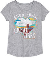 Arizona Short-Sleeve Graphic Tee - Girls 7-16 and Plus