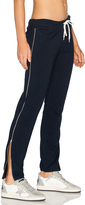 Monrow Zip Vintage Sweatpant