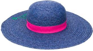 Paul Smith Colour-Block Sun Hat