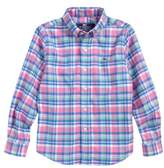 Vineyard Vines Cape Haze Plaid Flannel Shirt