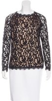 DAY Birger et Mikkelsen Lace Long Sleeve Top