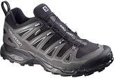Salomon X Ultra 2 GTX Hiking Shoe - Men's Black/Autobahn/Pewter US 8.5/UK 8.0
