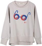 Bobo Choses Smallable Exclusive - Glasses Sweatshirt