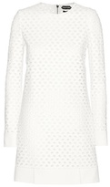 Tom Ford Broderie Anglaise Dress