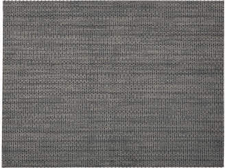 Hotel Collection Textured Gray Place Mat, Created for Macy's