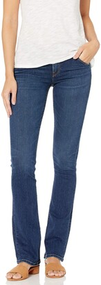 Hudson Women's Beth Mid-Rise Baby Bootcut Jeans