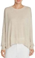 Vince Boxy Drop Shoulder Cashmere Sweater