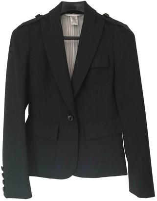 Diane von Furstenberg Navy Cotton Jackets