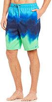 Nike Big & Tall Liquid Haze Print Volley Swim Trunks