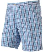 Izod Big & Tall Portsmouth Classic-Fit Plaid Shorts