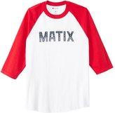 Matix Clothing Company Men's Truck Stop Baseball Tee 8143830