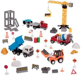 Driven Bundle Construction Crane Playset