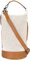 Zanellato bucket tote - women - Cotton/Leather - One Size