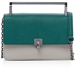 Botkier Lennox Small Color-Block Leather Crossbody