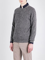 Brunello Cucinelli Textured cashmere jumper