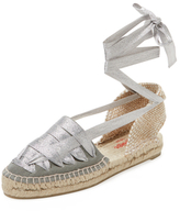 Castaner Patty Lace-Up Espadrille