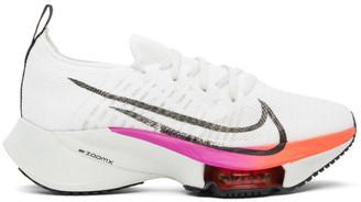 Nike White Air Zoom Turbo NEXT% Sneakers