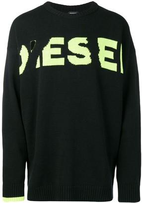 Diesel K-Logox sweater