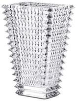 Baccarat Eye small rectangular vase - Clear