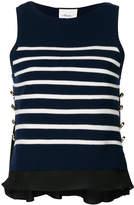 3.1 Phillip Lim sleeveless striped top