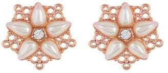 Kate Spade Floral Stud Earrings