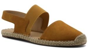 Adrienne Vittadini Women's Angelo Espadrille Flat Sandals Women's Shoes