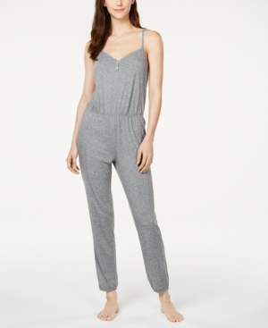 Alfani Pajama Jumpsuit, Created for Macy's