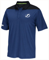 Reebok Men's Tampa Bay Lightning Statement Polo