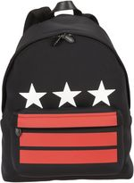 Givenchy Stars&stripes Printed Backpack