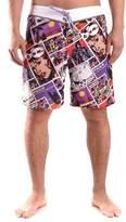 Sundek Men's Multicolor Polyester Trunks.