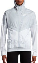 Nike Zip-Front Windrunner Jacket