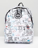 Hype Illustration Backpack