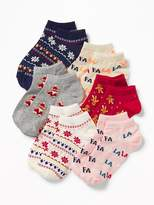 Old Navy No-Show Sock 6-Pack for Girls