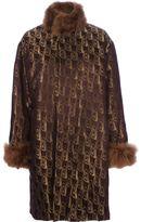 Jean Paul Gaultier Vintage oversized patterned coat