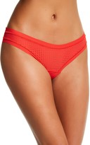 Commando Active Perforated Sport Thong