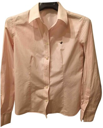 Brooksfield Pink Cotton Top for Women