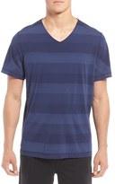 Daniel Buchler Men's Peruvian Pima Cotton V-Neck T-Shirt