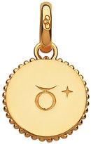 Links of London 18ct Yellow Gold Vermeil Taurus Charm