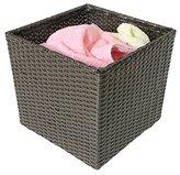 KAIXINJIUHAO WWJ/ Dirty clothes storage basket rattan woven laundry basket//preparation/storage baskets storage baskets/hamper/laundry basket