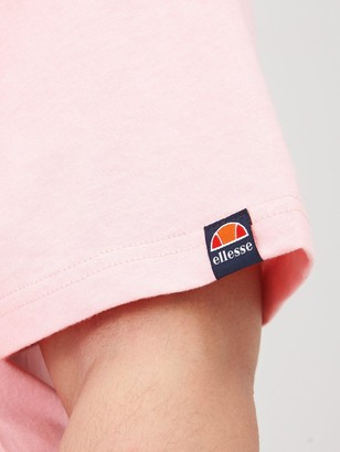 Ellesse Albany Tee Shirt Plus - Pink