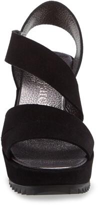Pedro Garcia Fides Strappy Platform Wedge Sandal