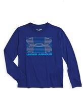 Under Armour Boy's Breakthrough Logo Heatgear T-Shirt