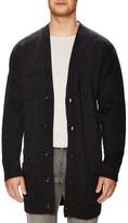Vince Men's Wool Cardigan Coat