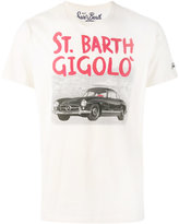 MC2 Saint Barth St. Barth print T-shirt - men - Cotton - S
