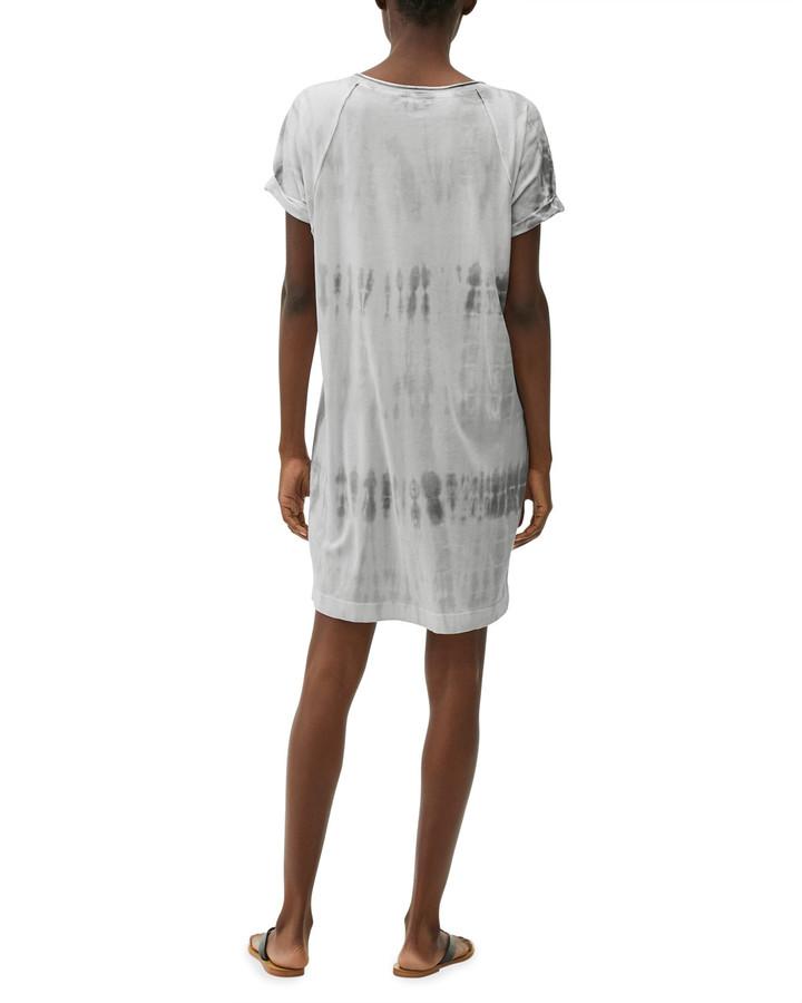 Thumbnail for your product : Michael Stars Cara V-Neck Mini Tee Dress