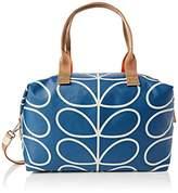 Orla Kiely Women's Giant Linear Stem Zip Holdall Top-Handle Bag