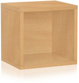 "Way Basics Connect Open Eco Stackable Cubby Organizer 13""Cube Unit Bookcase"